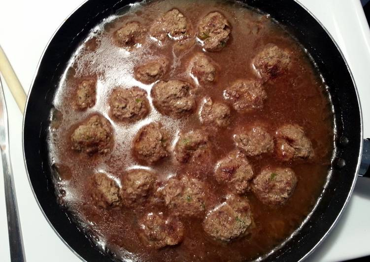 Easiest Way to Make Quick Meatballs