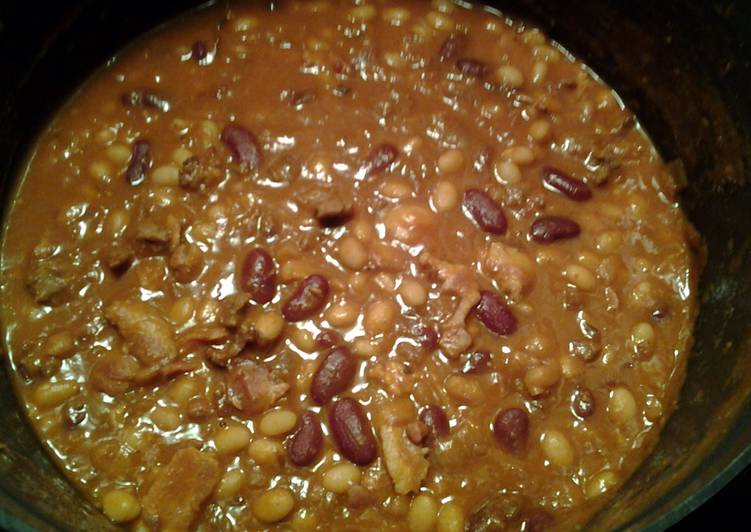 Your State Of Health Can Be Effected By The Foods You Decide To Consume Grandma's Calico Beans