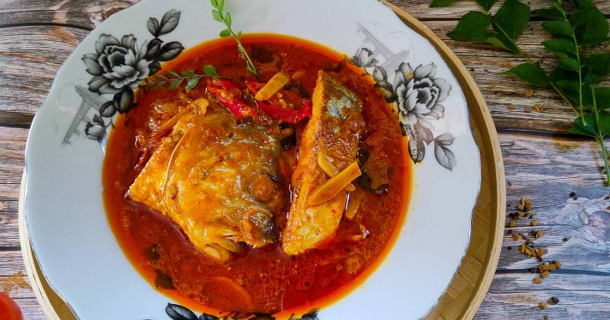 Resipi Kari kepala ikan oleh Rohaida Abd Rahman - Cookpad