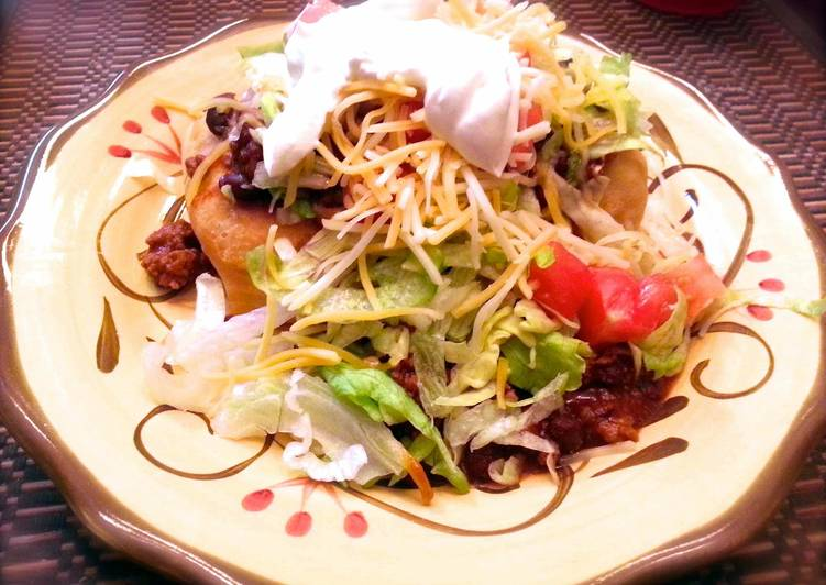 Steps to Make Super Quick Homemade Indian Tacos