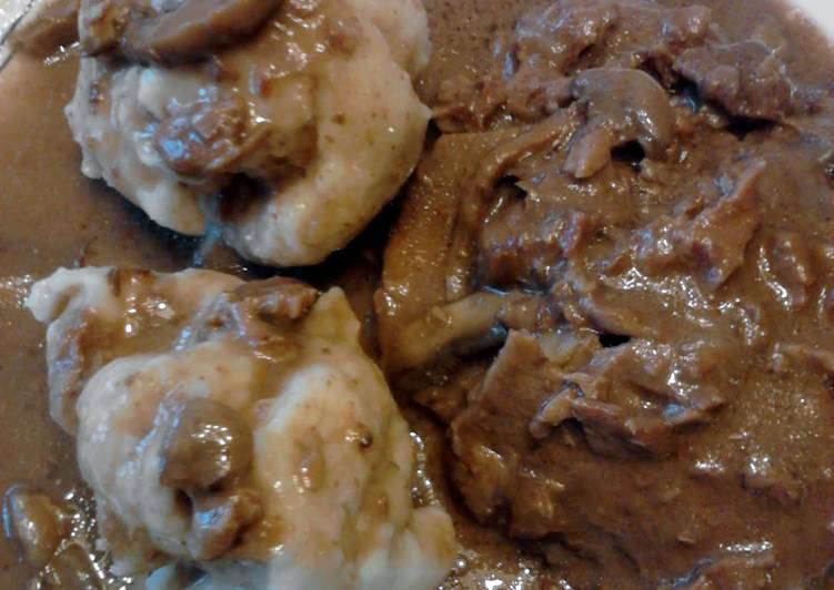 Beef with Mushroom Gravy, Coconut Oil Is Really A Wonderful Product And Can Also Be Beneficial For Your Health