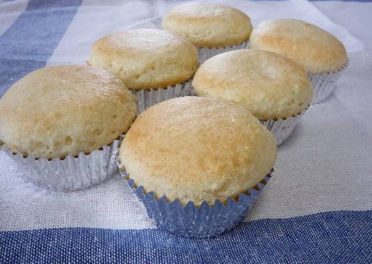 Oil-free Almond Flour Muffins