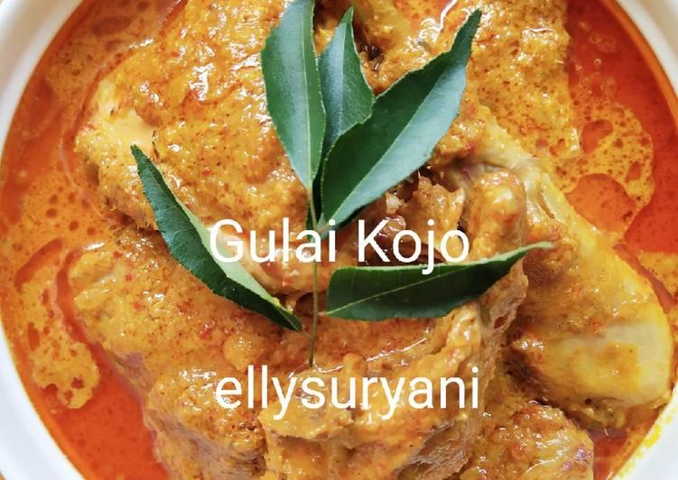 Gulai Kojo Ayam Kampung Ala Sumsel