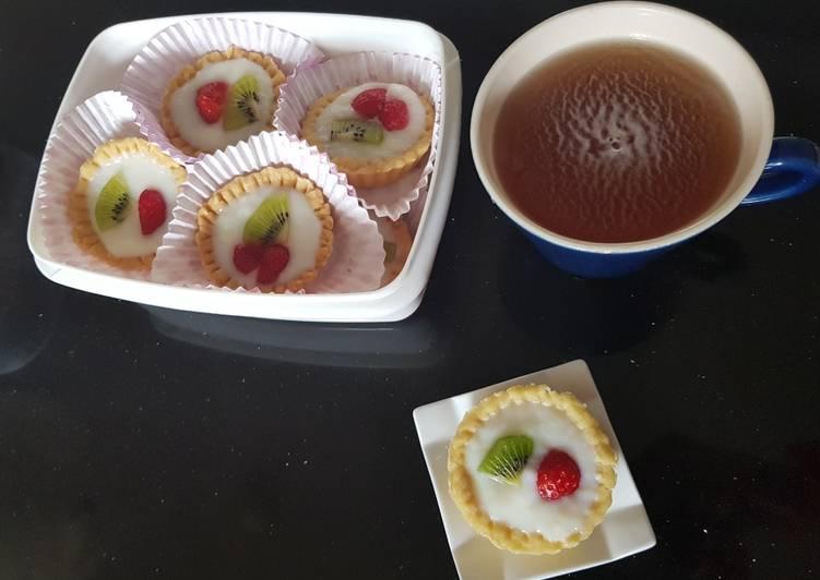 Resep Pie buah sehat Terenak