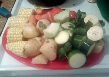 How to Prepare Yummy Caldo de pollo  carribean style chicken soupstew