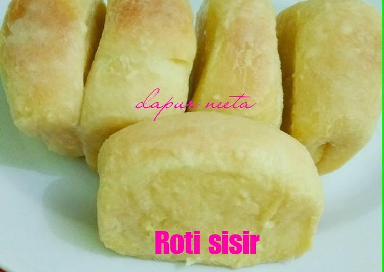 Roti sisir tanpa telur #pekaninspirasi #cookpadcommunity