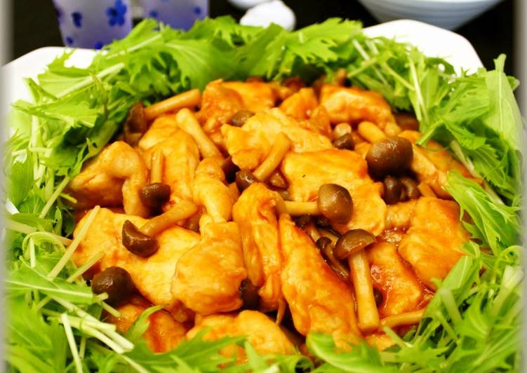 How to Make Speedy Sweet and Sour Stir-fry with Tender Chicken Breast