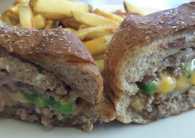 Recipe of Top-Rated Hawaiian Burger