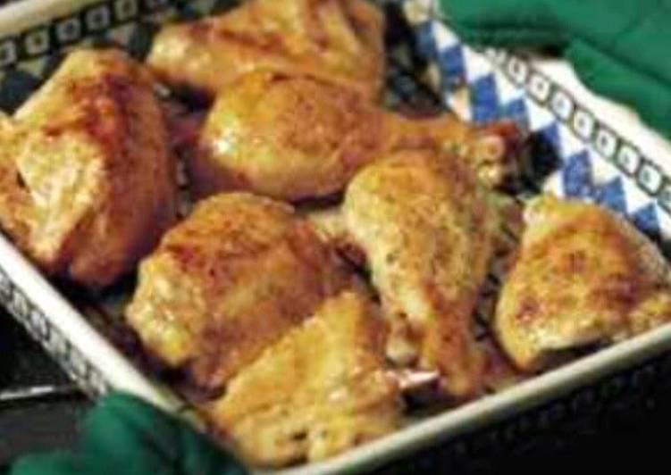 Bootleg Italian Chicken