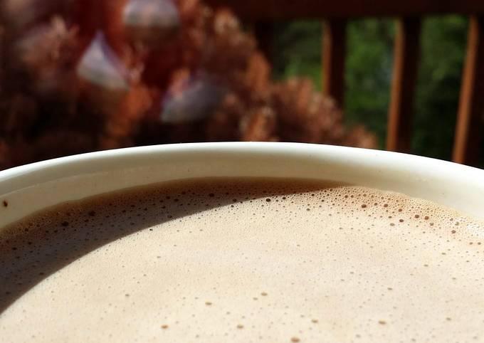 coffee creamer (2 dozen recipes)