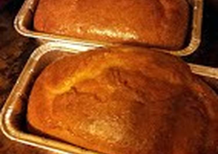 Recipe: Yummy Sheree's Busy Woman 'Banana Bread' (semi-homemade)