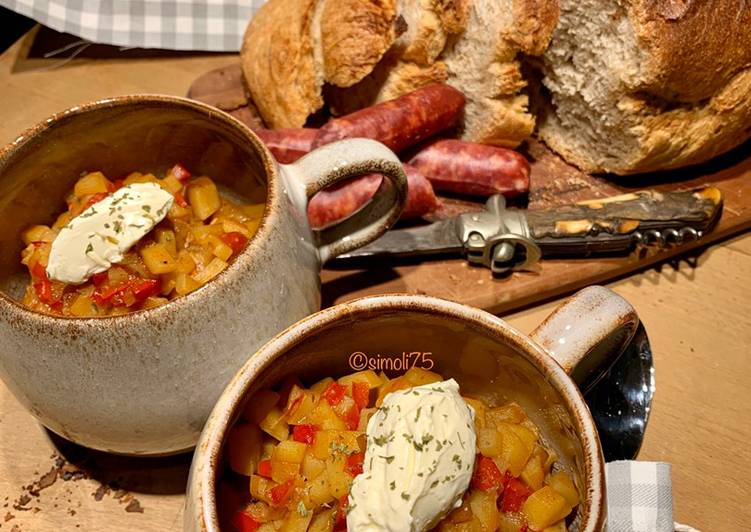 How to Cook Tasty Kartoffelsuppe