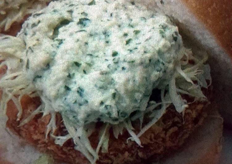 Salmon Katsu Burger