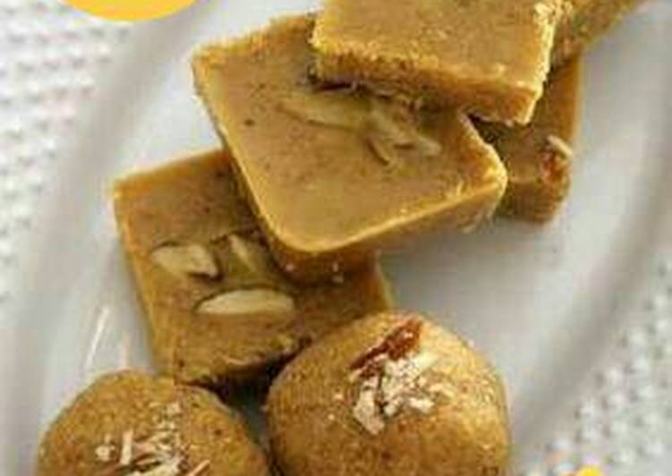 Selecting The Best Foods Can Help You Stay Fit And Also Healthy Besan Nariyal Barfi Laddoo