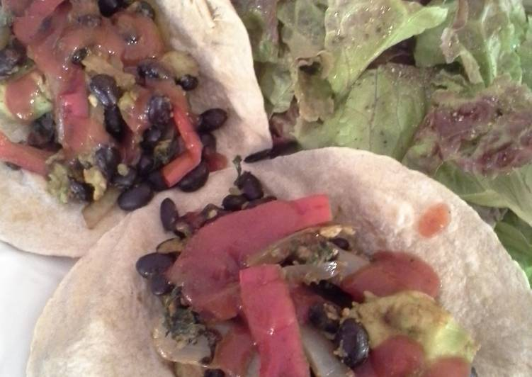 How To Make Your Recipes Stand Out With Bbq Baked Blackbean Tacos