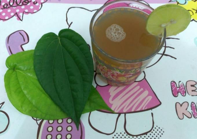 Obat Batuk Herbal