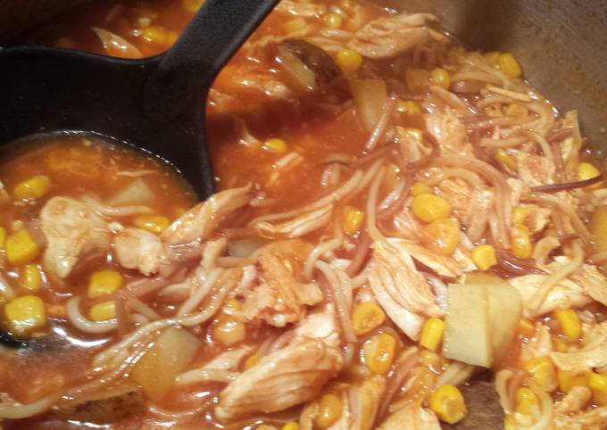 Fideo Soup