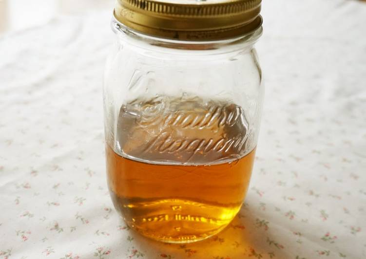 25 Minute Step-by-Step Guide to Prepare Award Winning Easy Sushi Vinegar for Storing