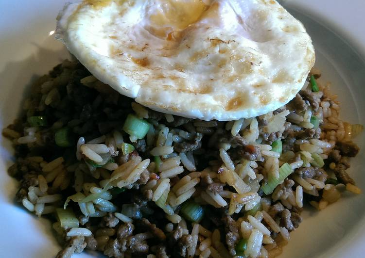 Recipe: Appetizing Nice and easy nasi goreng
