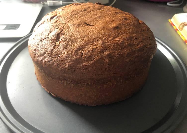Gâteau au beurre de cacahuète et au chocolat blanc