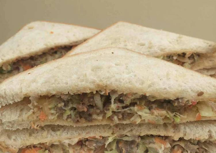 Recipe of Award-winning Beef sandwich