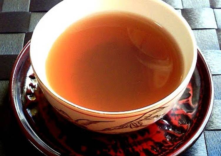 Aromatic Adzuki Bean Tea - Laurie G Edwards