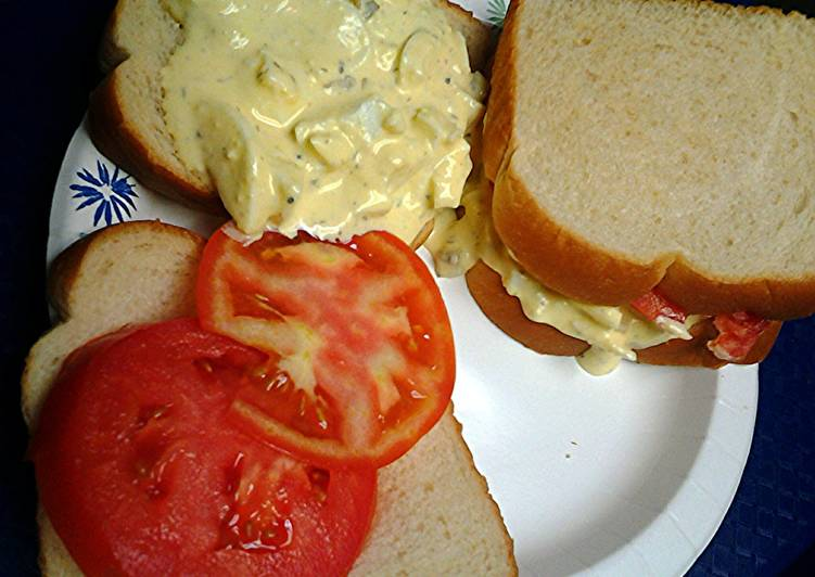 Recipe: Perfect egg salad sandwiches