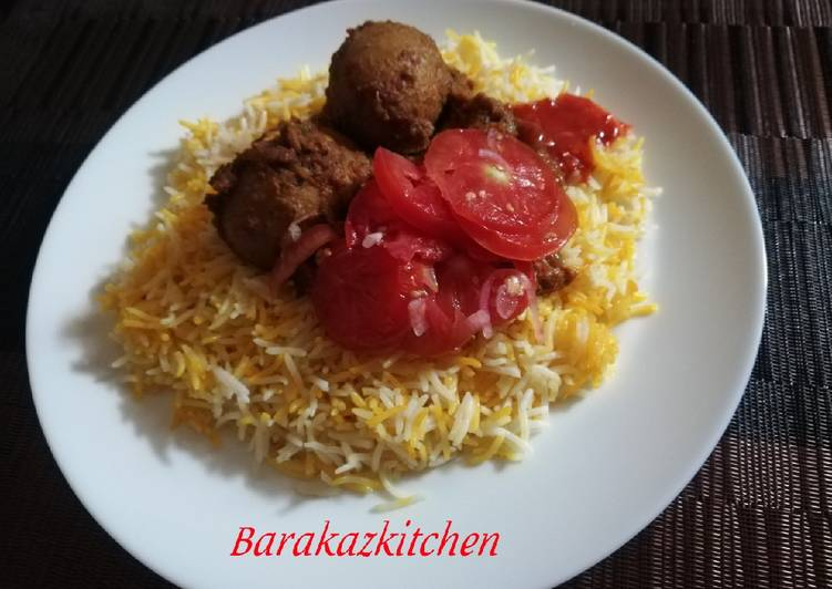 Simple Way to Prepare Ultimate Beef Biryani