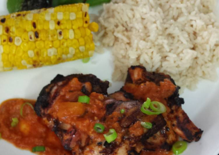 Eating 14 Superfoods Is A Great Way To Go Green And Be Healthy Caribbean Chicken