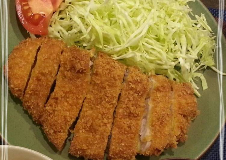 Learn How to Boost Your Mood with Food Super Easy Tonkatsu