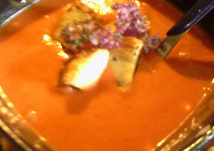 Cooking Tips roasted tomato soup