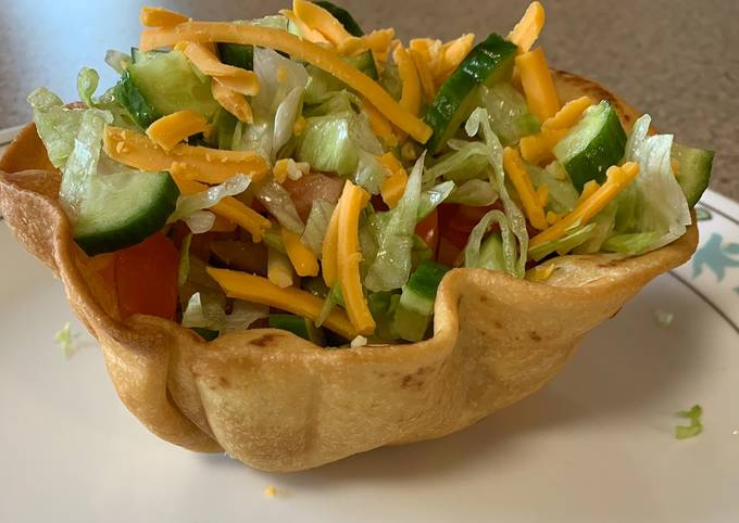 Easiest Way to Prepare Award-winning Taco bowl