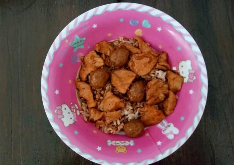 Resep Ayam Lada Hitam Anti Gagal