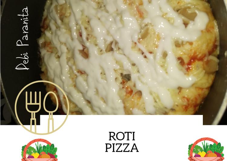 6 Cara Buat Roti Pizza Teflon Yang Lezat Cookandrecipe Com
