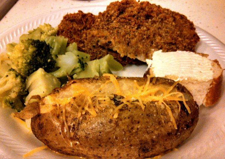 Step-by-Step Guide to Make Award-winning Super moist Ranch Pork chops.