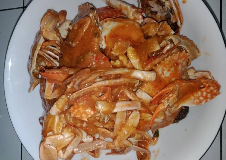 Kepiting Saos