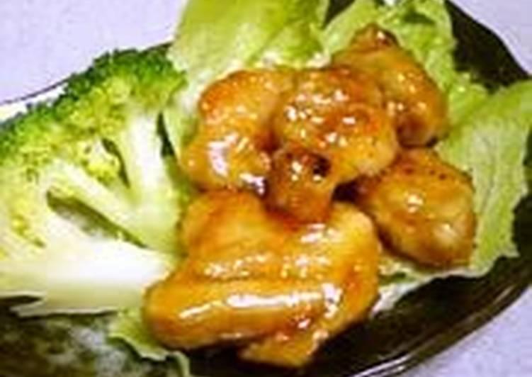 Golden Ratio Teriyaki Chicken