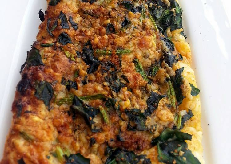 Recipe of Perfect Spinach Pizza Puff Pastry