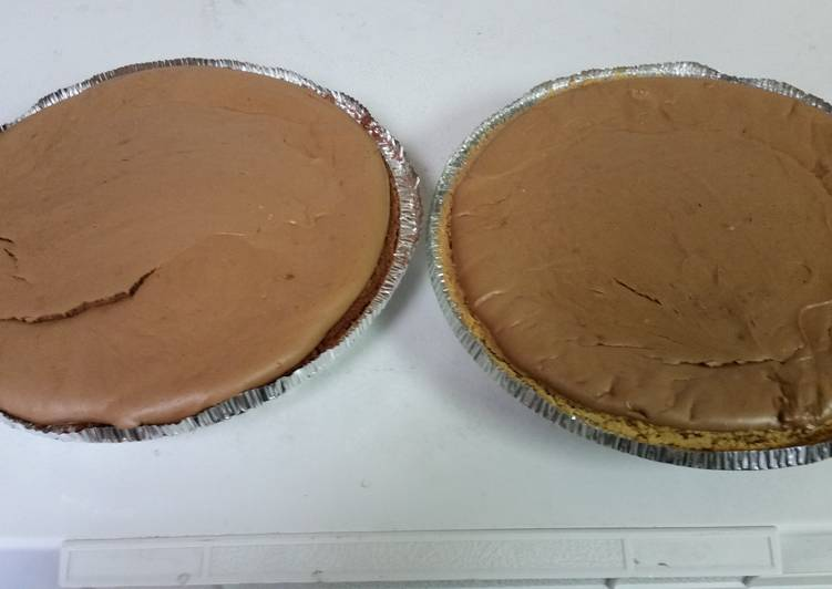 Easiest Way to Make Perfect Fudge Truffle Cheesecake