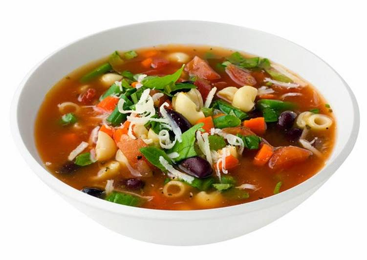 Simple Way to Make Award-winning Minestrone Soup