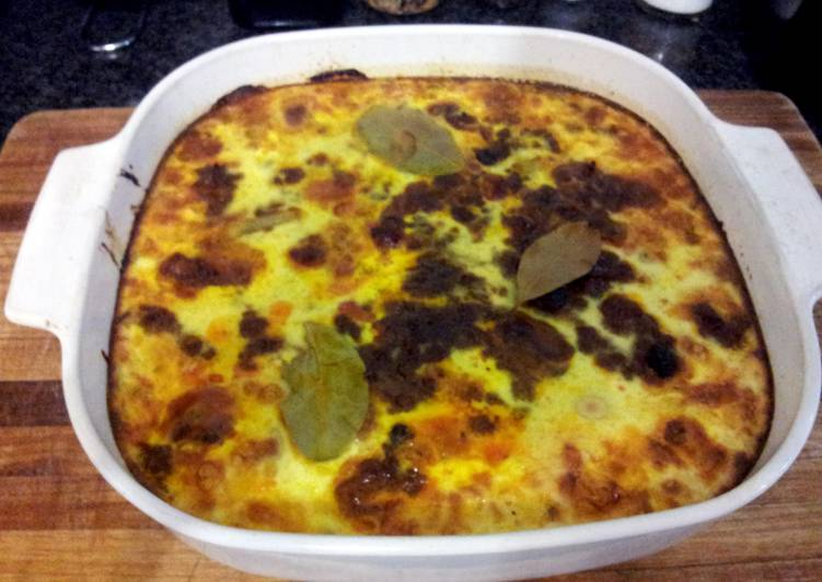 Traditional South African Bobotie Recipe By J Els Cookpad