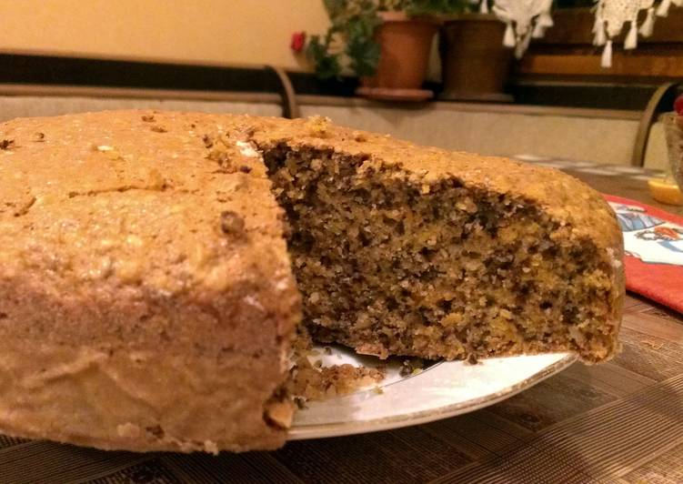 Recipe of Perfect Carrot cake