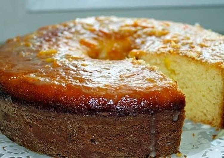 yoghourt cake (portuguese bolo de yogurte )
