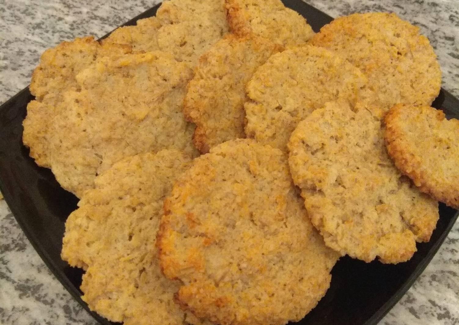 хрустящее печенье рецепт с фото данной