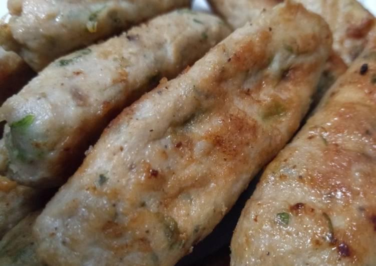 What is Dinner Easy Favorite Chicken Seekh Kabab