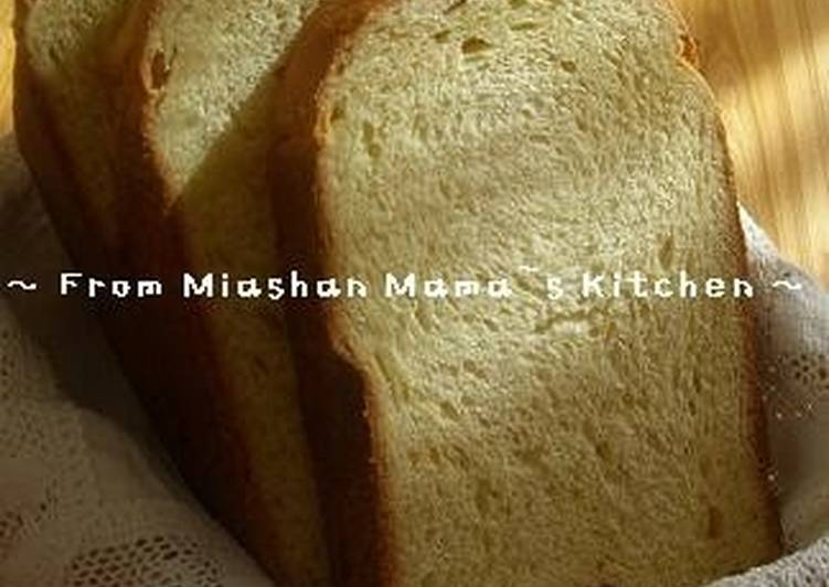 Brioche-style Pancake Mix Bread