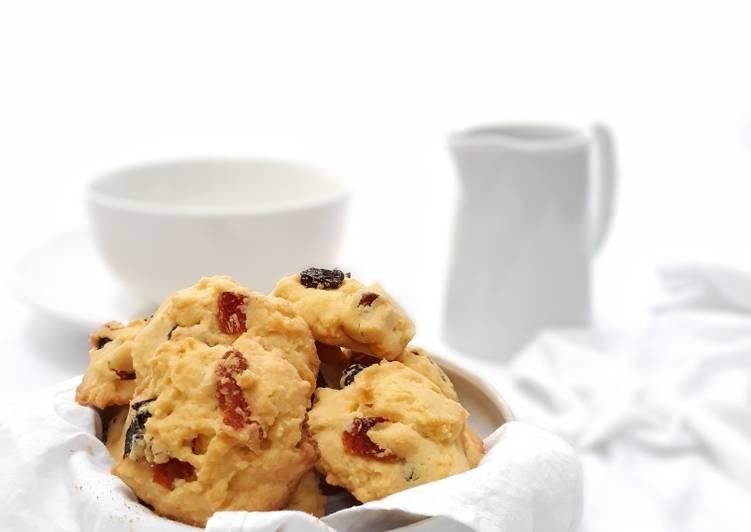 Simple vanila cookies
