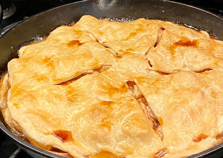 Cast iron apple pie, What Are The Benefits Of Eating Superfoods?