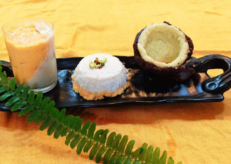 Step-by-Step Guide to Prepare Super Quick Homemade Coconut Pudding