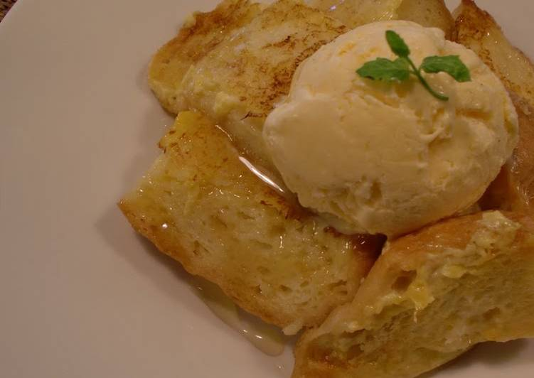 Recipe: Yummy French Toast